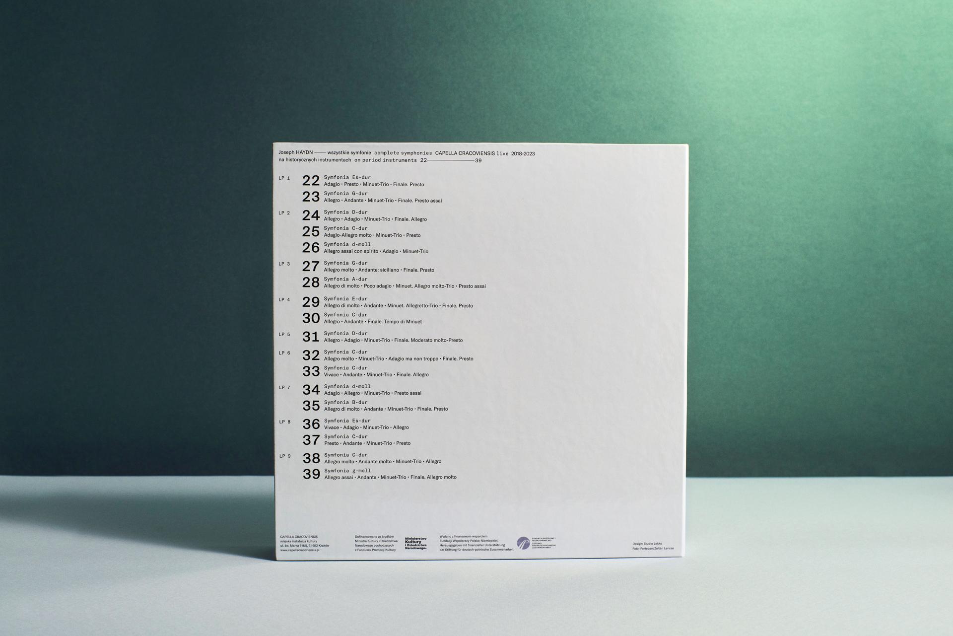 Haydn on vinyl