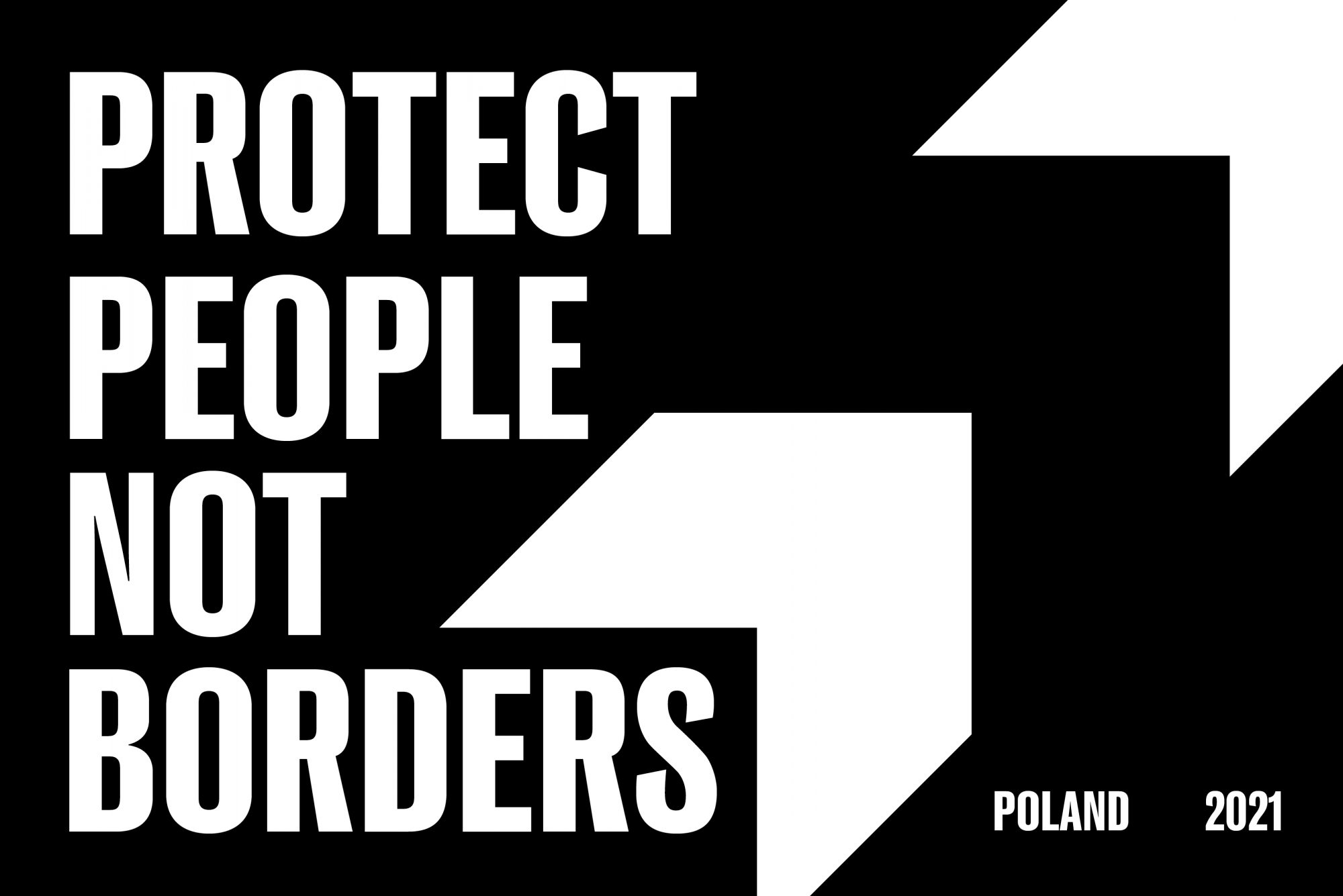 Protect people not borders